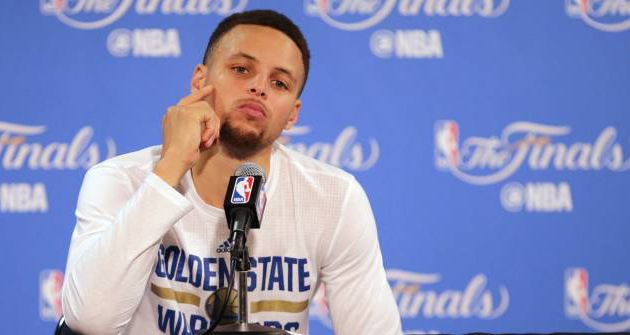 "Stephen Curry: "" On va garder ce match en mémoire """