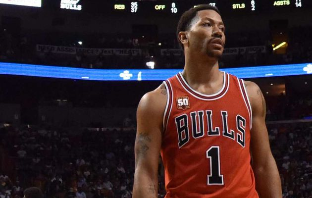 Derrick Rose quitte Chicago pour New York