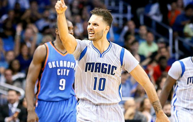 Le Magic veut garder Evan Fournier