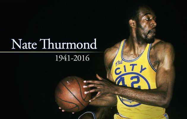 Le Hall of famer Nate Thurmond décédé à l'âge de 74 ans