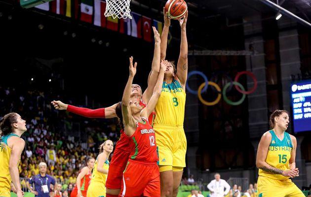 JO : Menées de 13 points, les Australiennes renversent la Biélorussie et restent invaincues