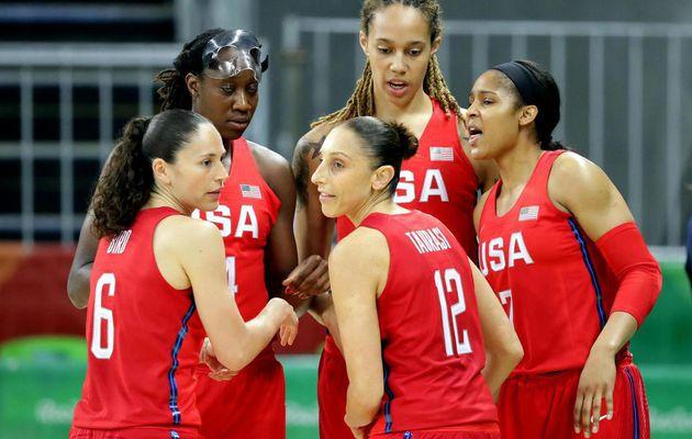 Le programme des quarts de finale du tournoi olympique féminin