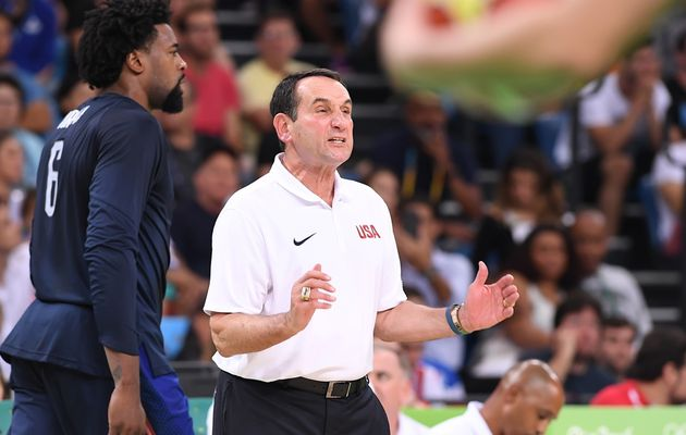 Coach K : «On s'attendait à un match difficile, on l'a eu»