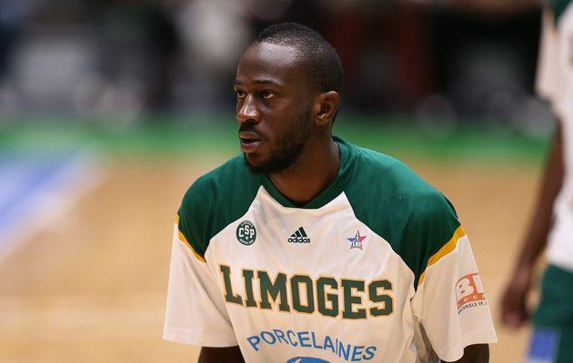 Boungou-Colo quitte Limoges pour Khimki Moscou