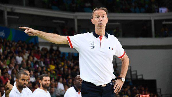 Vincent Collet reconduit à la tête de l'équipe de France