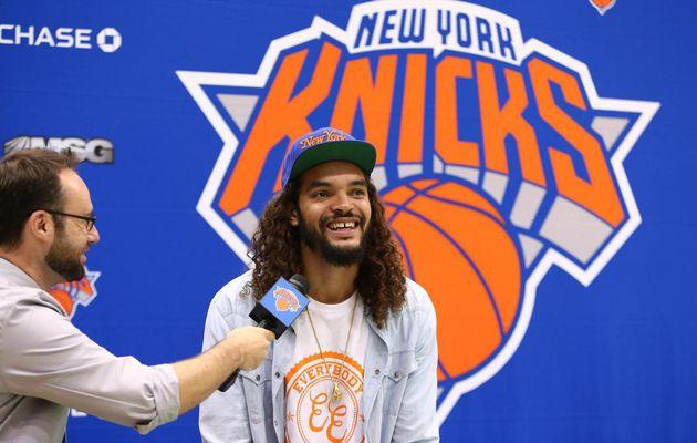 """Yannick Noah : """" Joakim est impatient de jouer pour les Knicks """""""