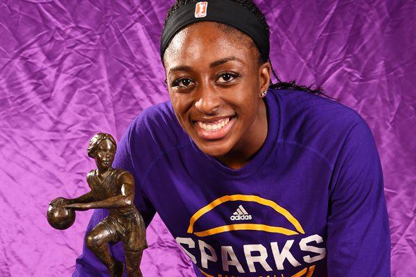 Nneka Ogwumike élue MVP de la saison en WNBA