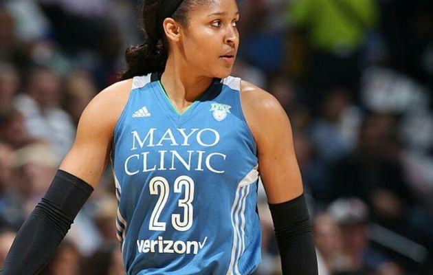 Maya Moore meilleure marqueuse de l'histoire des Finales WNBA