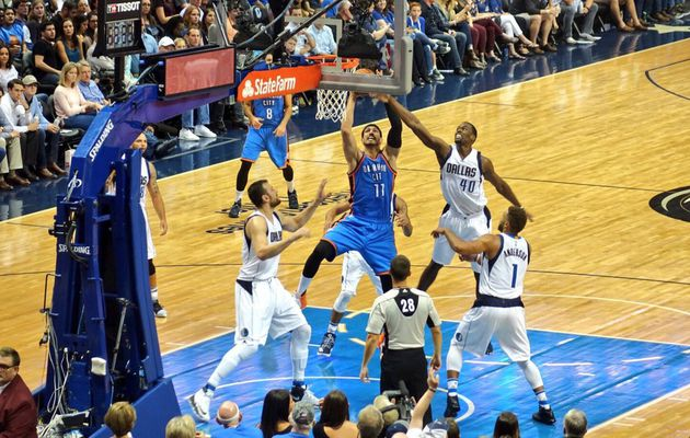 Oklahoma City Thunder s'incline face à Dallas