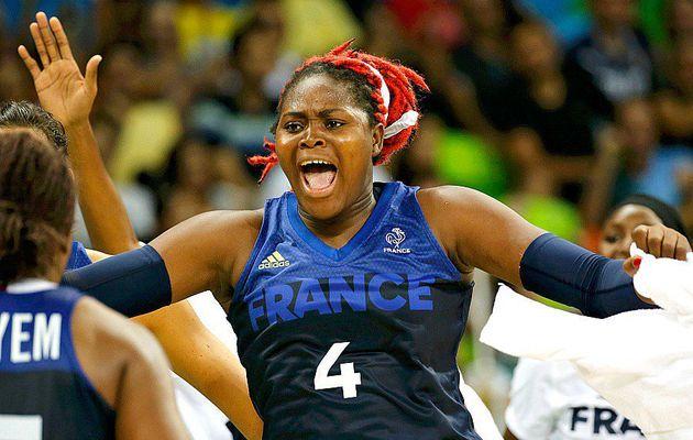 Isabelle Yacoubou met un terme à sa carrière internationale