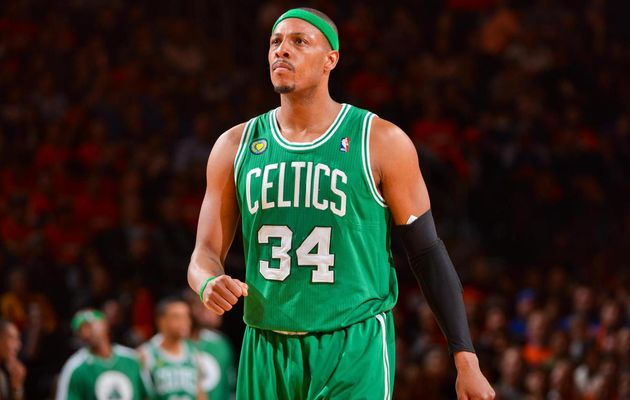 Paul Pierce terminera sa carrière en tant que Celtic