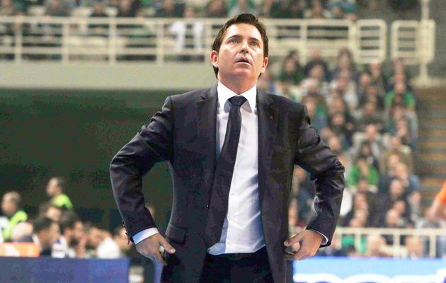 Xavi Pascual nouvel entraîneur-chef du Panathinaikos Athènes