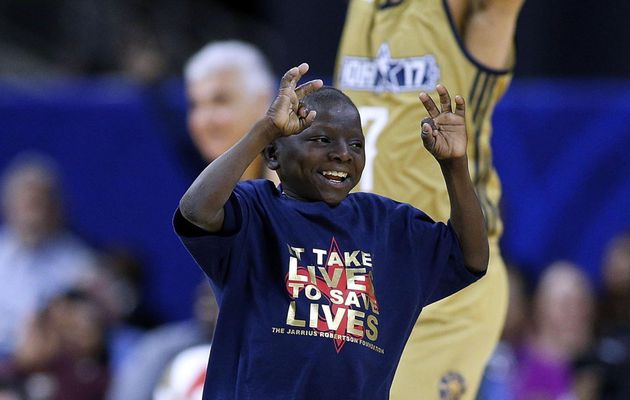 NBA All-Star Week-end : Jarrius Robertson encore héros du Celebrity Game