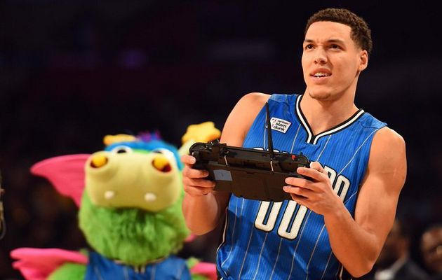 NBA All-Star Week-end : Aaron Gordon ne participera pas au concours de dunks en 2018