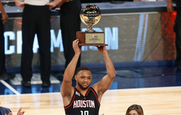 NBA All-Star Week-end : Eric Gordon vainqueur du concours à 3-points