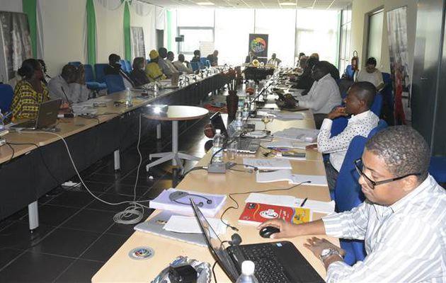 Le Bureau Central de FIBA Afrique tient une réunion productive à Abidjan