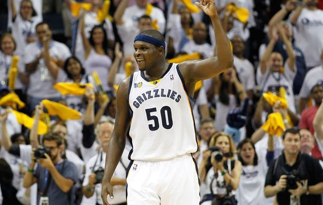 Zach Randolph arrêté en possession de marijuana