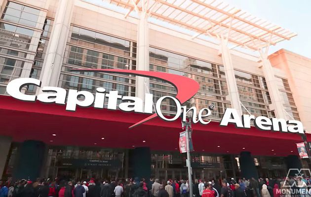 Officiel : le Verizon Center devient le Capital One Center