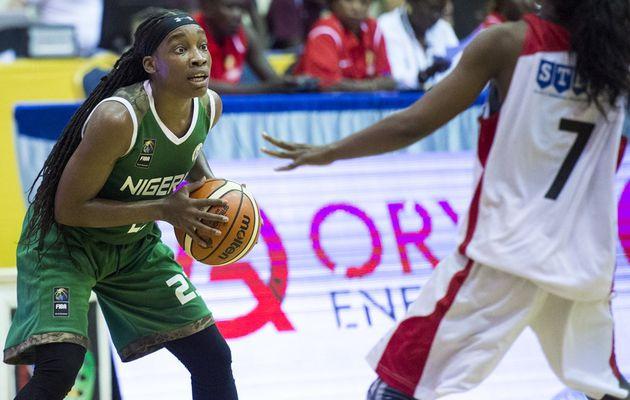 Afrobasket féminin 2017 : le Nigéria remporte le choc face au Mozambique