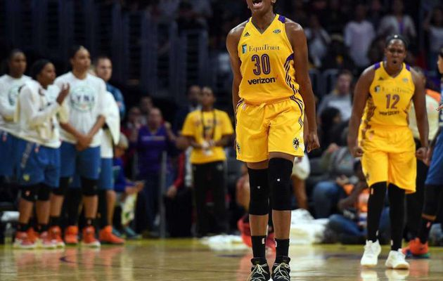 Finales WNBA : Nneka Ogwumike guide les Los Angeles Sparks vers un second back-to-back !