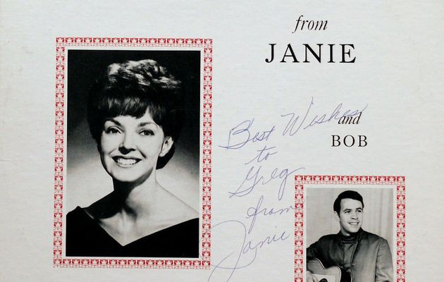 Janie Woods & Bob Glaze - Merry Christmas