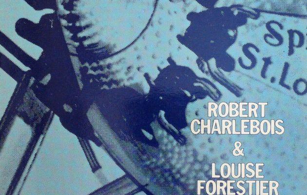 Robert Charlebois & Louise Forestier - Lindbergh (1968)