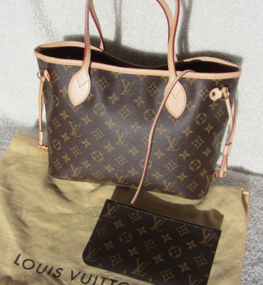 Mon sac Louis Vuitton Neverfull PM