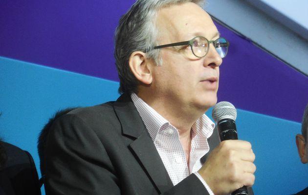 Pierre Laurent en Saône-et-Loire