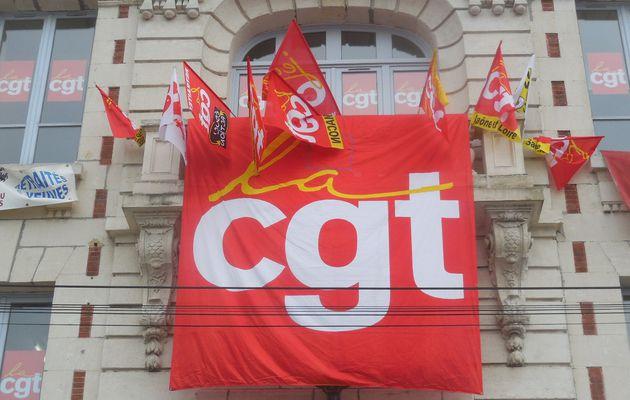 120 ans de la CGT et la lutte continue...