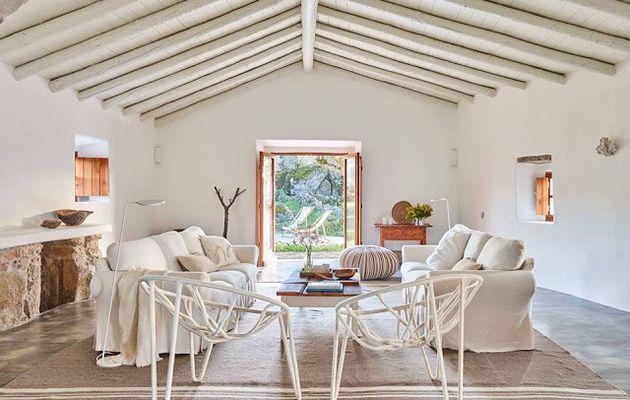 Une maison rénovée au Portugal