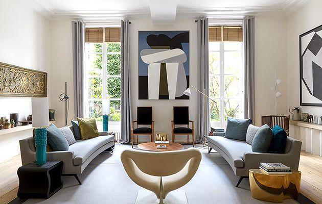 La résidence de Didier Gomez, art et design