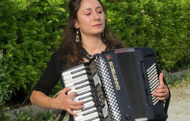 Mathilde Dupuch en quatuor, c'était à Roullens