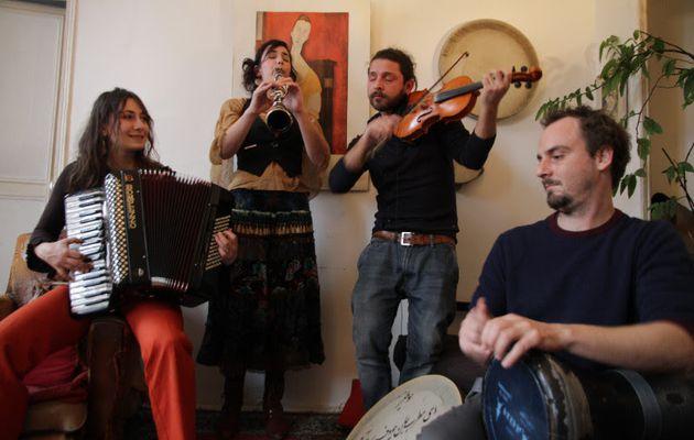 Musique des Balkans à Cépie le samedi 24 septembre