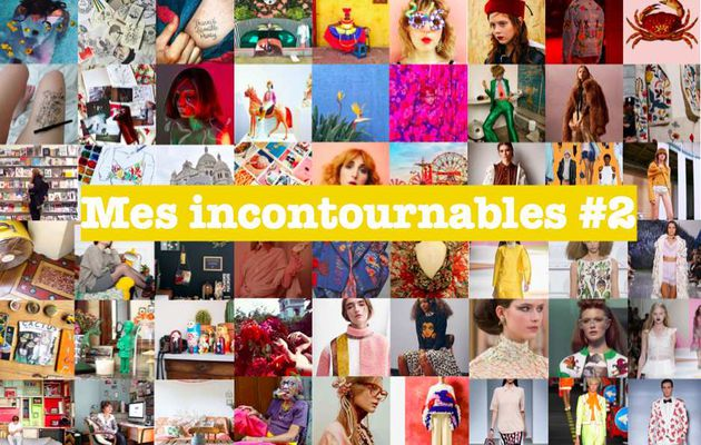 Mes incontournables #2