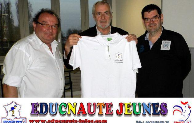 Une convention a été signée entre la FFPJP et l'Association EDUCNAUTE-INFOS