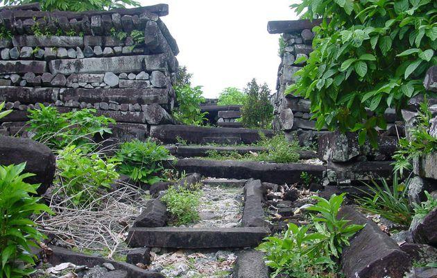 L'incroyable et impossible cité de Nan Madol… !