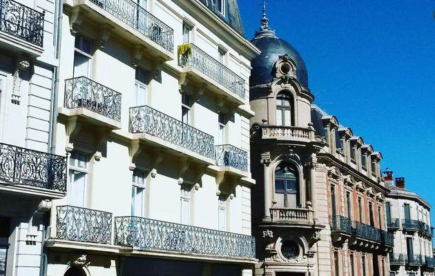 Dans les rues de Béziers