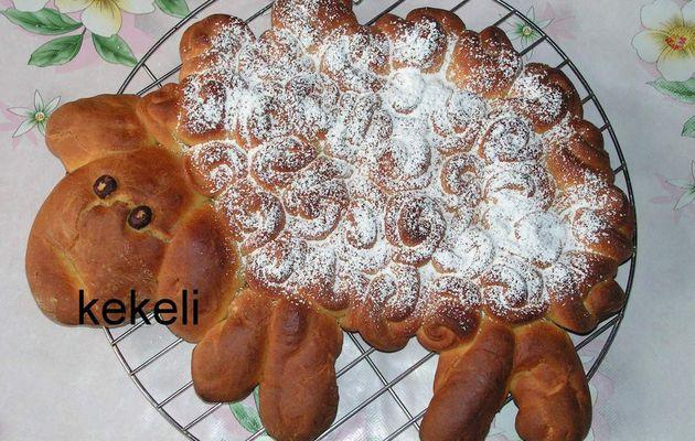 Vos réalisations : l'agneau bouclette de Kekeli...