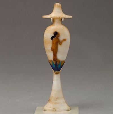 Une découverte surprenante ! Quand l'ingéniosité fut mise aussi au service de la beauté… En Égypte antique !