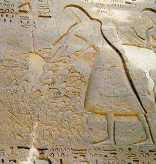 Découverte d'une première preuve archéologique de la pratique des mains coupées, en Égypte ancienne !