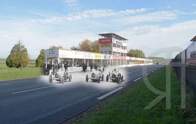 Le Circuit Automobile de Reims-Gueux