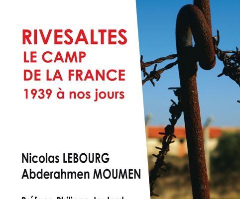 "livre du week-end ""Rivesaltes, le camp de la France "" Éditions Trabucaire """