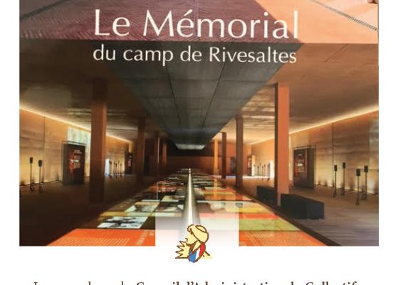 Vœux du collectif harkis des des Alpes-Maritimes (06)