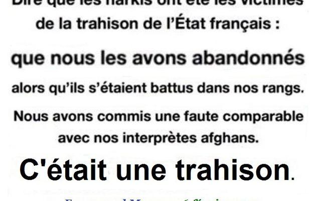 Emmanuel Macron dans une vidéo publiée sur le site de son mouvement et sur RTL, le candidat est revenu sur sa position au sujet de la colonisation en Algérie.