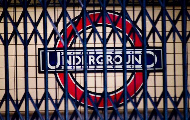 Nouvelle journée de grève massive des employés du métro de Londres.
