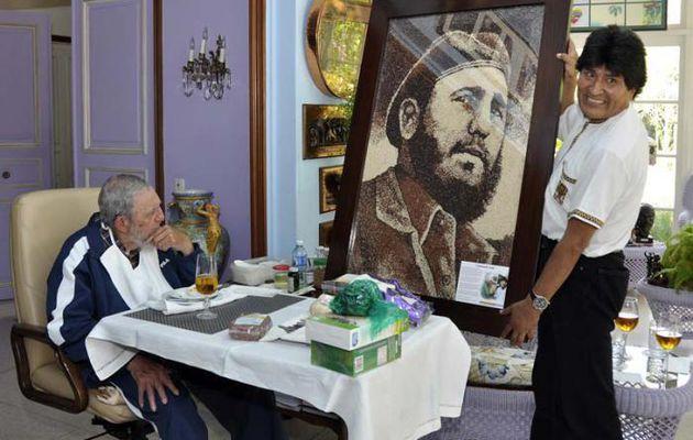 Message de Fidel Castro, le jour de ses 89 ans