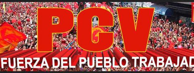 Non à la mise hors la loi du Parti communiste du Venezuela !