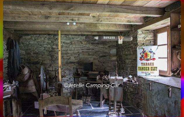 Visite: Fourneau Saint-Michel (Belgique)