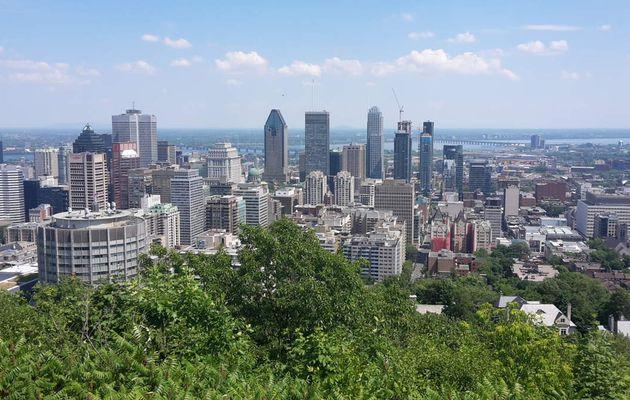 Canada : Celui qui visitait Montréal