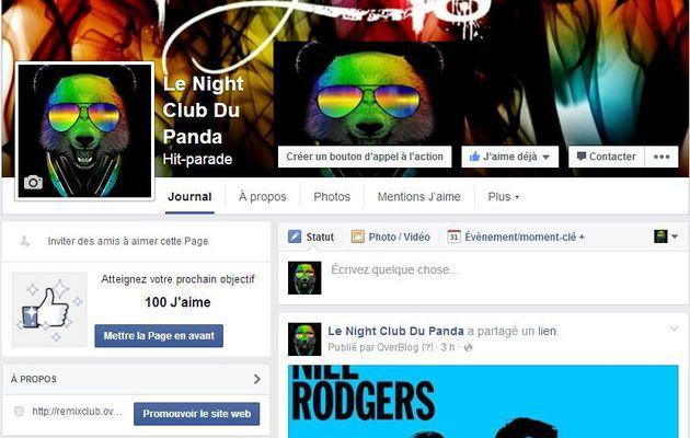 le night club du panda